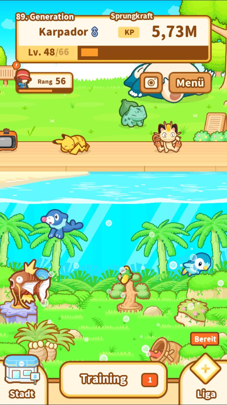 Screenshot aus dem Spiel