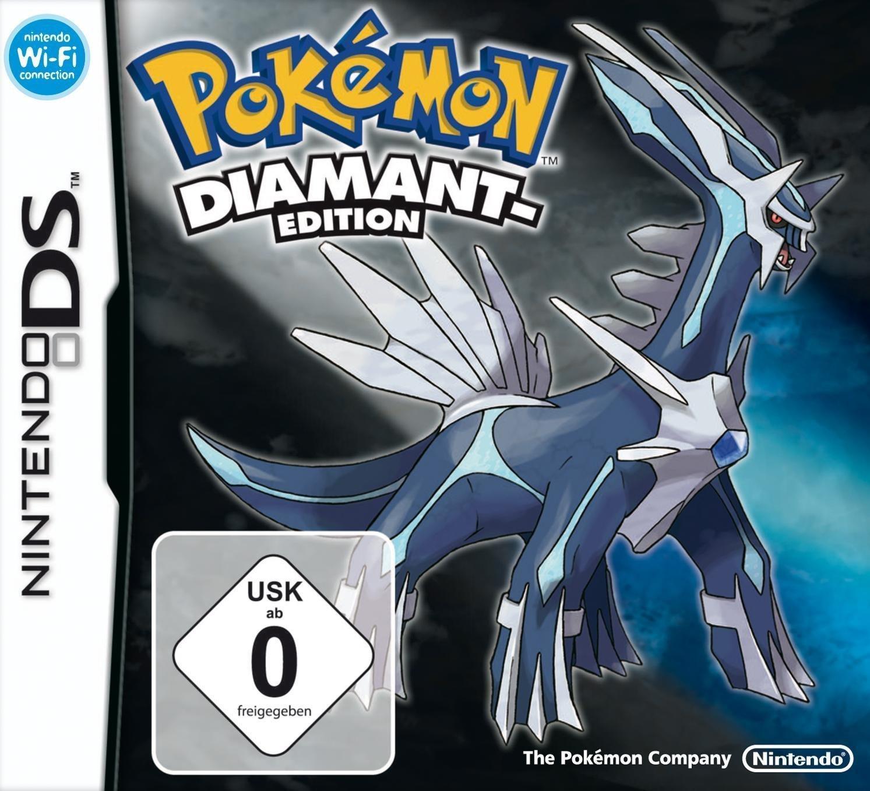 10 jahre pok mon diamant und perl diamant und perl - Pokemon rare diamant ...
