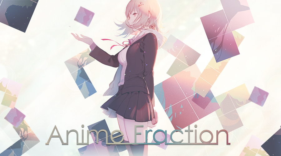 Anime Fraction - World of Words