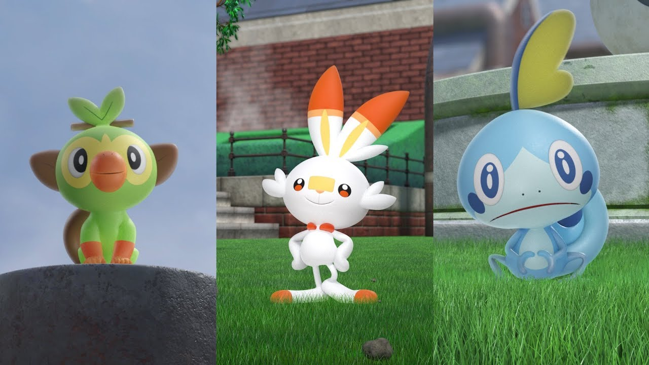 Pokemon Schwert Und Schild