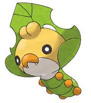 Käfer-Pokémon