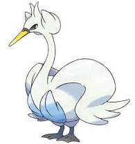 Schwan-Pokémon