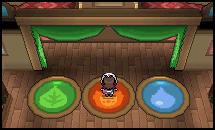 Ratsel von Orion City in Pokémon Schwarz und Weiß