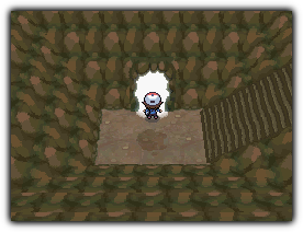 Vor dem Ausgang der Vorhöhle