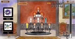 Minispiel: Kerzen auspusten