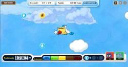 Fliegen mit Pelipper