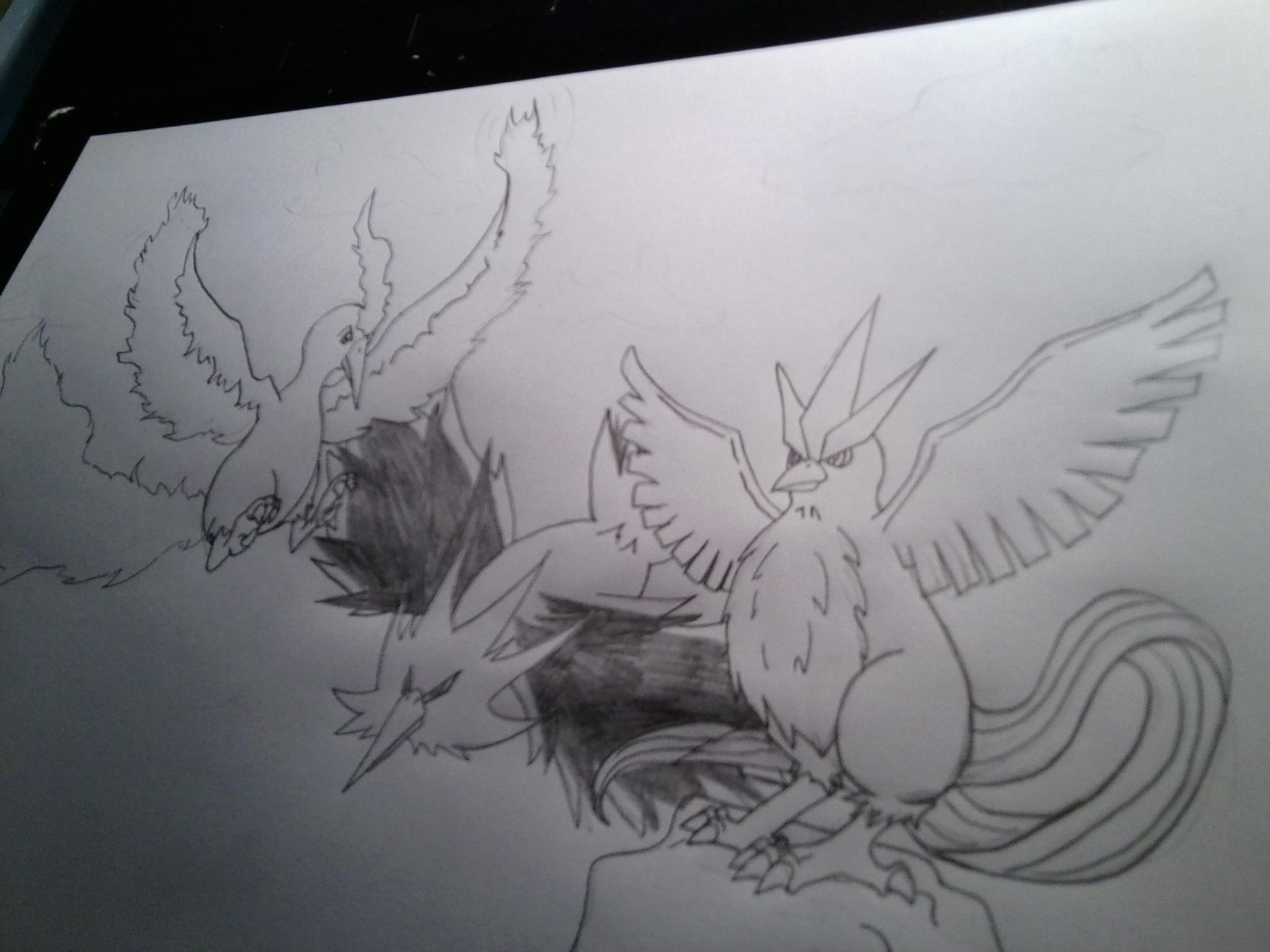 Pokemon Ausmalbilder Arktos : Redumbreon S Bilder