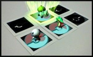 Pokedex 3D Pro - AR-Karten im Einsatz