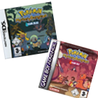 Pok�mon Mystery Dungeon: Erkundungsteam Blau und Rot
