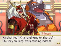 Shingen und Groudon