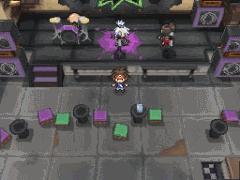 Arenaleiterin von Vapydro City in Pokémon Schwarz und Weiß 2