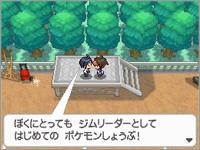 Arenaleiter von Eventura City in Pokémon Schwarz und Weiß 2