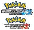 Logo von Pokémon Schwarz und Weiß 2