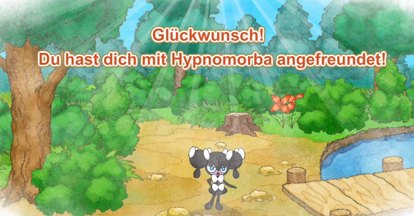 Begegnung mit Hypnomorba in der Dream World
