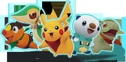 Die Starter-Pokémon in Mystery Dungeon 4