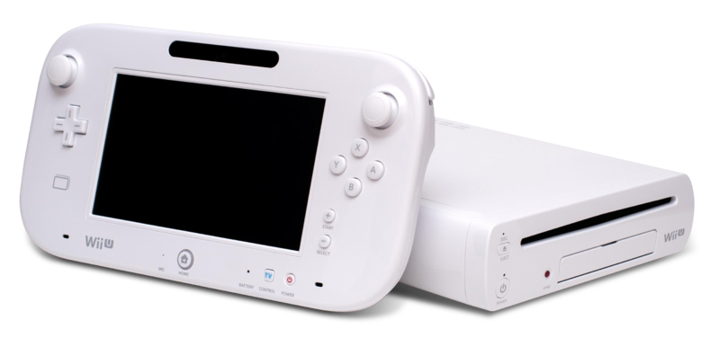 Wii U Basis-Version in Weiß