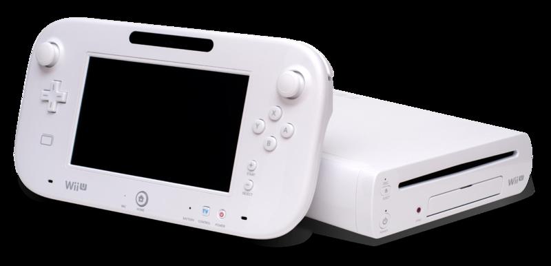 Wii U Basis-Version in Weiß