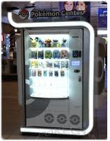 Pokémon Center Kiosk (Alderwood-Markt)