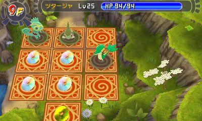 Kecleon-Basar In-Game Bild