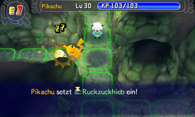 Pokémon-Kämpfe