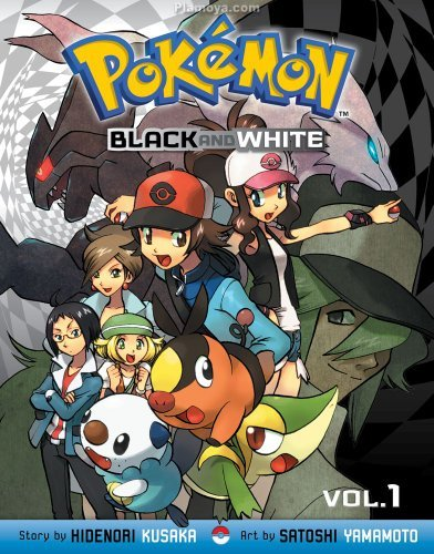 Pokémon BW-Arc Band 1 Cover