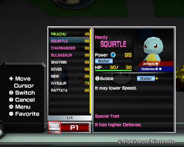 Pokémon Rumble Passwort Shiggy