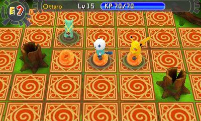 Konfekt-Weg In-Game Bild