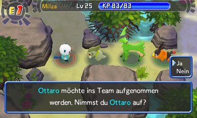 Plantsch-Strand In-Game Bild