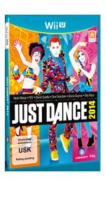 Just Dance 2014 Wii U Vorzeitiges Cover