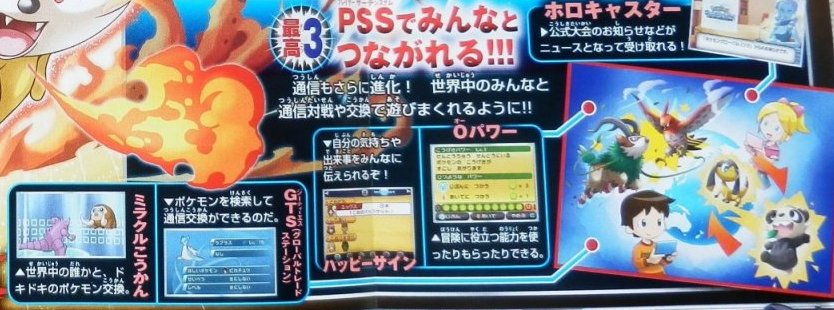 Das Player Search System (CoroCoro-Scan)