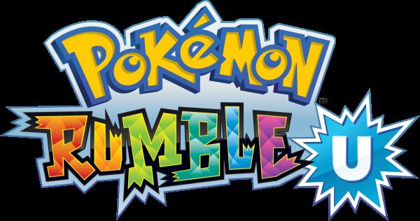 Europäisches Logo von Pokémon Rumble U
