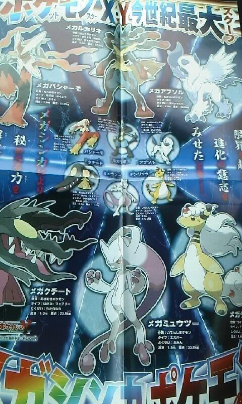 Mega-Pokémon