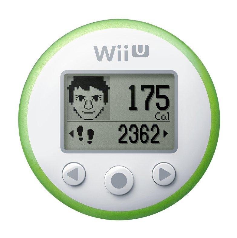 Wii Fit U: Fit Messer