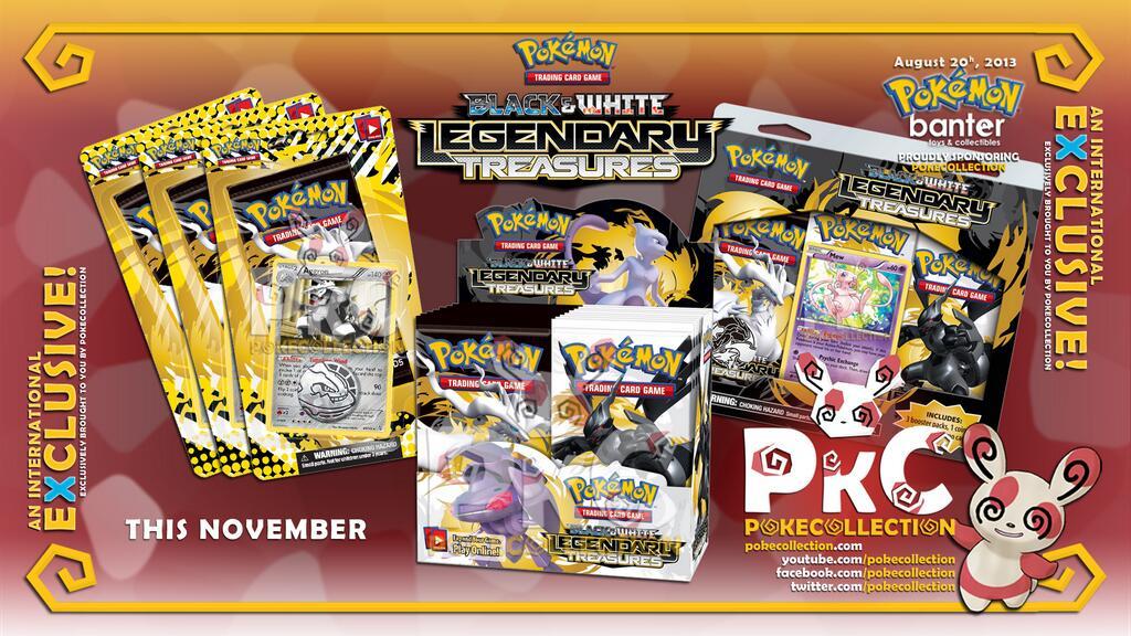 Legendary Treasures Booster- und Blister-Packs