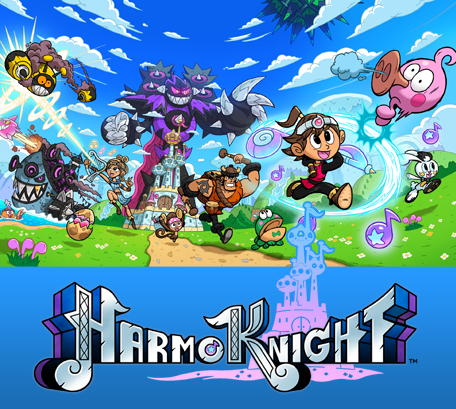 GAME FREAK´s HarmoKnight