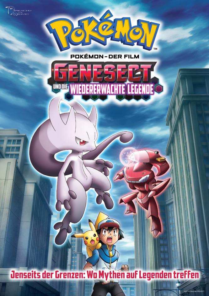 Poster zum 16. Pokémon-Kinofilm