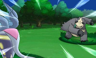 Pandagros Fähigkeit Eisenfaust verstärlt Attacken wie Hammerarm noch zusätzlich!