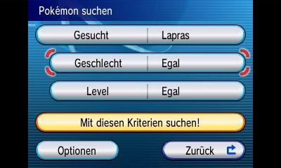 Na, hast du dich schon für ein Pokémon entschieden?