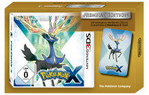 Pokémon X Premium Version