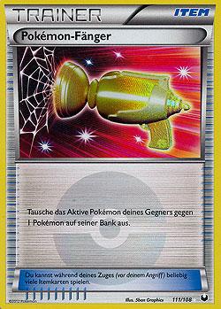 Shiny Pokémon-Fänger