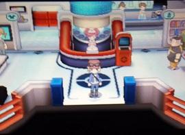 Das neue Pokémon Center von innen
