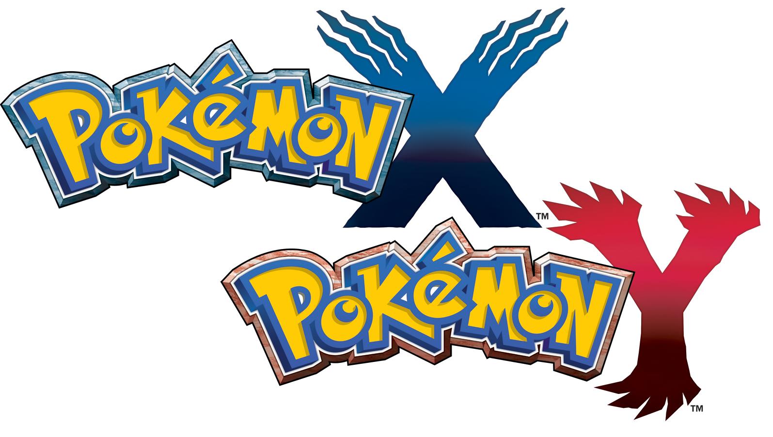 Pokémon X und Y Logo