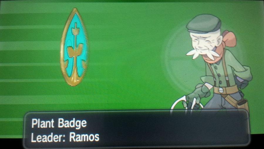 Ramos und der Pflanzenorden