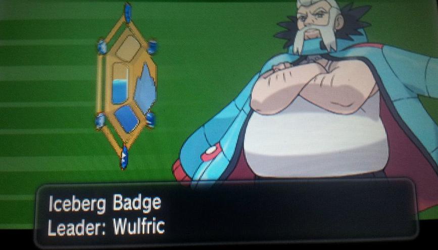 Der 8. Arenaleiter: Wulfric
