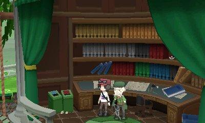 Amaro ist der 4. Arenaleiter in Pokémon X und Y