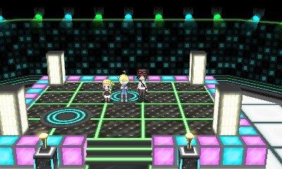 Arena von Citro in Pokémon X und Y