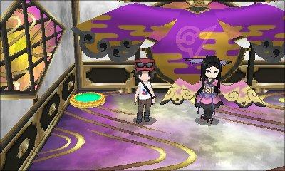 Valerie ist die 6. Arenaleiterin in Pokémon X und Y