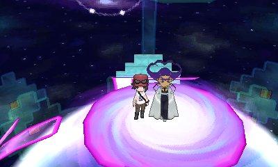 Astrid ist die  7. Arenaleiterin in Pokémon X und Y