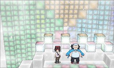 Gelantho ist der 8. Arenaleiter in Pokémon X und Y
