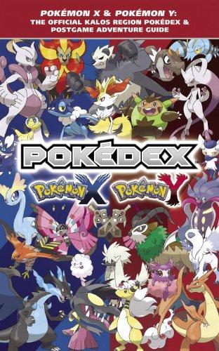 Cover des zweiten Bandes zu Pokémon X und Y, dem Lösungsheft